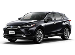 Toyota Harrier 2.5 Luxury Hybrid