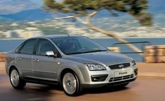 Ford Focus 1.6 Trend 4Dr (A)