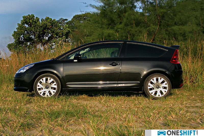 citroen  coupe vts   photo images gallery road test review singapore oneshiftcom