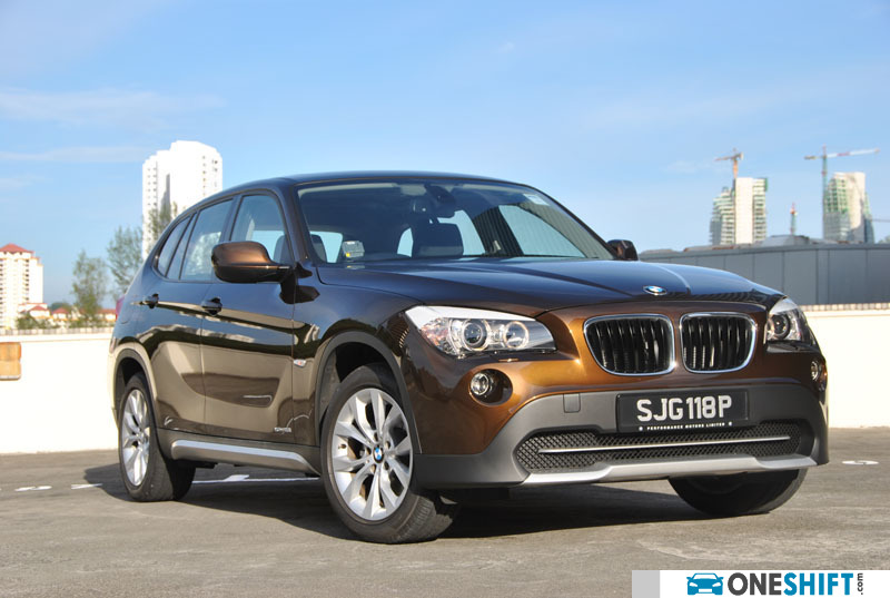 bmw x1 sdrive18i a 2010 photo images gallery road test review singapore. Black Bedroom Furniture Sets. Home Design Ideas