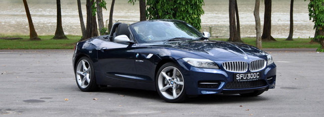 High Quality The Death Of The Z4 M Roadster Means That The Sportiest Second Generation Model  Z4 You Can Buy Out There Is The SDrive35is Variant You See Here.