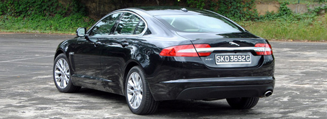 In Addition To The 3.0 Petrol, XFS Diesel And The XFR, Jaguar Has Added A  Fourth Variant To The XF Line Up In Singapore U2013 A New Entry Level Oil  Burner In ...