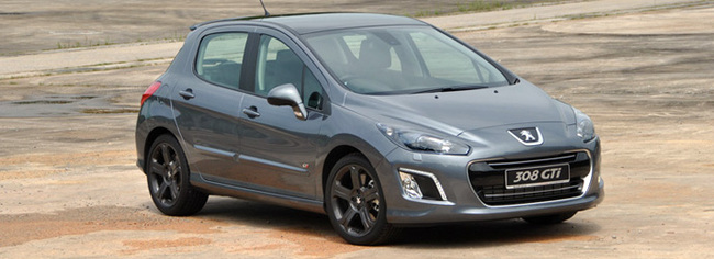Peugeot 308 Gti 16m Turbo Glass Roof 5 Dr Review Singapore