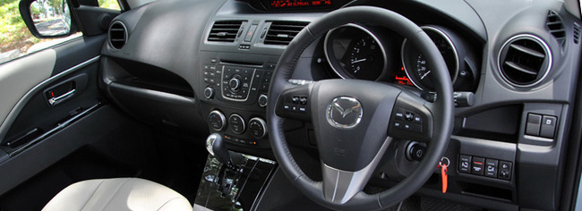 Mazda 5 2.0 Review Singapore - Interior and conclusion ...