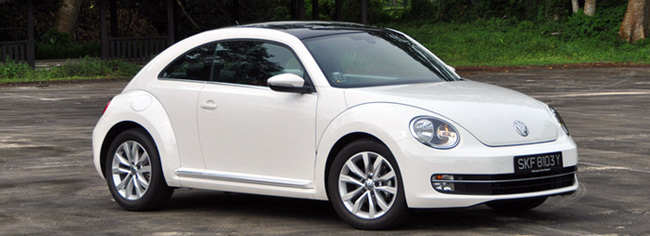 volkswagen the beetle 1 2 tsi dsg review singapore. Black Bedroom Furniture Sets. Home Design Ideas