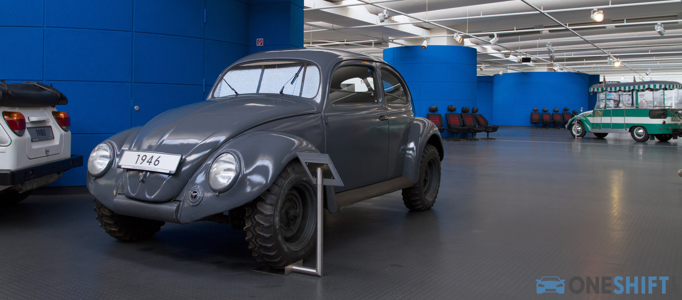 Volkswagen Museum Beetle Collection Photo Story