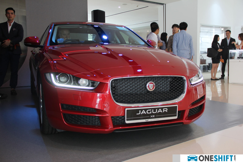 Superior The Jaguar XE Is The First Model Designed Using Jaguaru0027s All New Modular  Platform, Which Features Aluminium Intensive Monocoque Architecture That  Sees Over ...