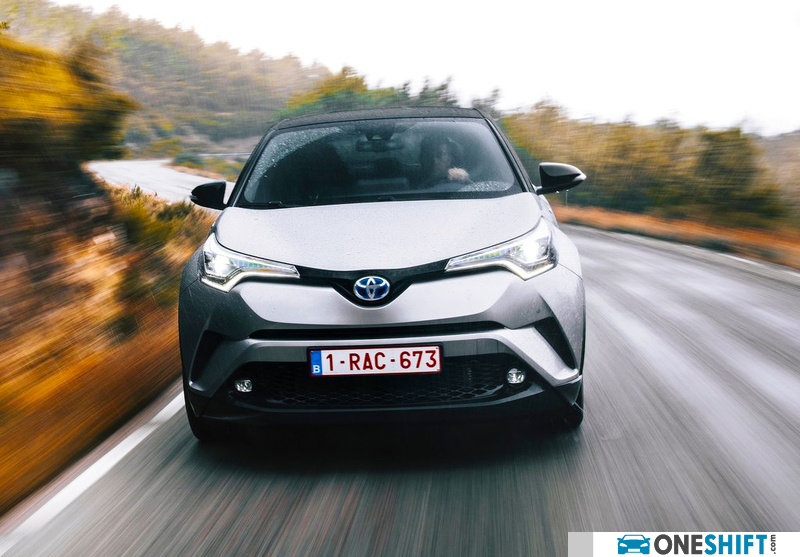 Toyota C-HR 1.2 Turbo Active (A)