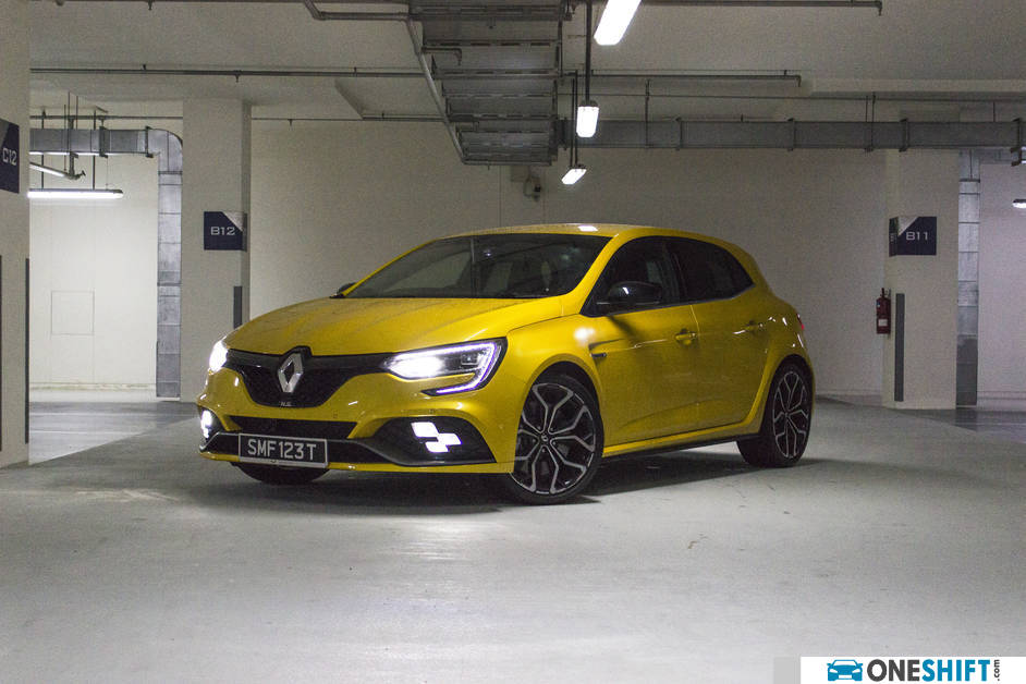 2018 Renault Megane R.S. Front View