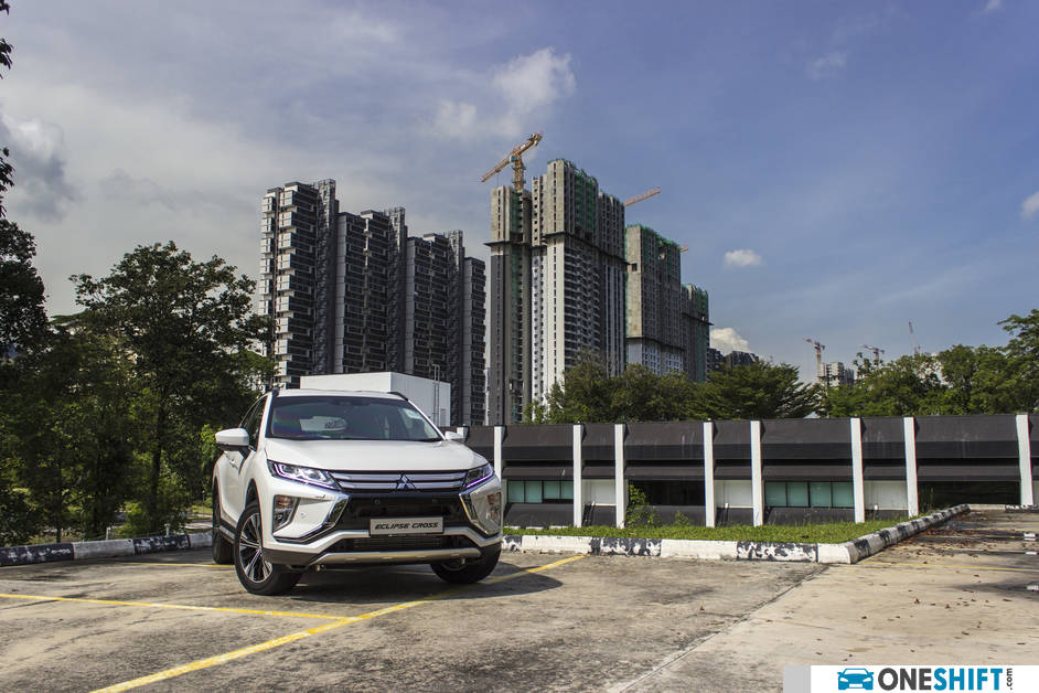 Mitsubishi Eclipse Cross 1 5T S/R (A) 2018 Photo Images Gallery