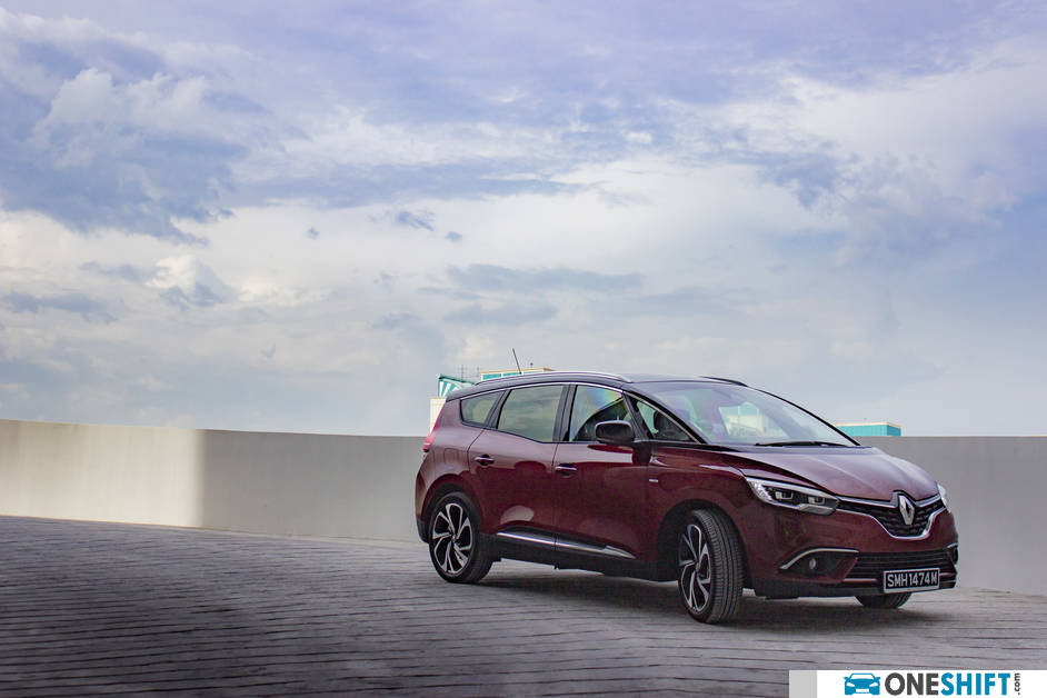 Renault Grand Scenic 1 5t Dci Bose Edition A 2019 Photo Images