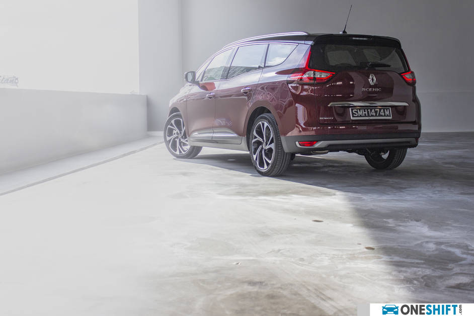 Renault Grand Scenic 1 5t Dci Bose Edition 2019 Review Singapore