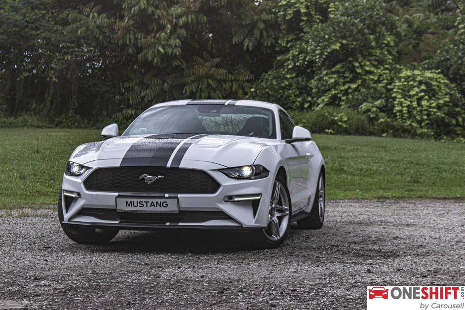 Ford Mustang 2.3 Ecoboost Coupe 2019 Review Singapore ...