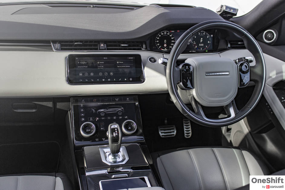 Land Rover Range Rover Evoque 2 0 First Edition 2019 Review