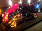The unveiling of the Pagani Huayra