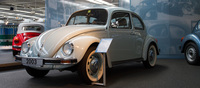 Another example of a Mexican built Beetle.