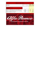 alfa-romeo Price List 5-20-2015 Page 1