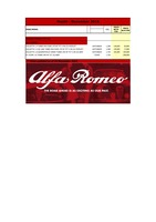 alfa-romeo Price List 11-19-2015 Page 1