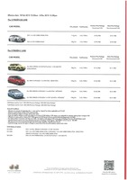 citroen Price List 2-25-2015 Page 1