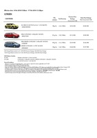 citroen Price List 2-5-2016 Page 1