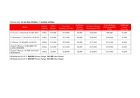 citroen Price List 6-23-2016 Page 1