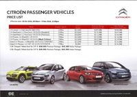 citroen Price List 10-20-2016 Page 1