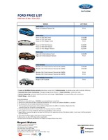ford Price List 11-20-2015 Page 1