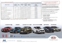 kia Price List 7-21-2017 Page 1