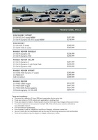 land-rover Price List 6-26-2020 Page 1