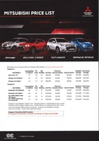 mitsubishi Price List 1-10-2020 Page 1
