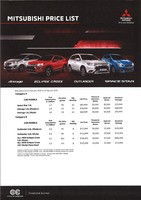mitsubishi Price List 2-6-2020 Page 1