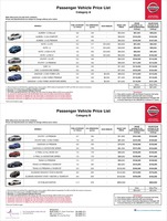nissan Price List 7-21-2016 Page 1