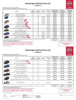 nissan Price List 1-19-2017 Page 1
