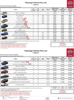 nissan Price List 2-25-2017 Page 1