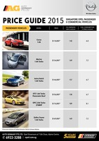 opel Price List 5-21-2015 Page 1