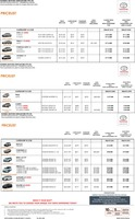 toyota Price List 8-20-2015 Page 1