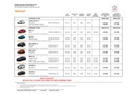 toyota Price List 6-21-2017 Page 1