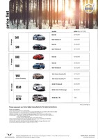 volvo Price List 5-22-2015 Page 1