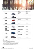 volvo Price List 11-19-2015 Page 1
