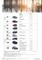 volvo Price List 2-4-2016 Page 1