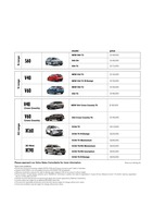 volvo Price List 8-25-2016 Page 1
