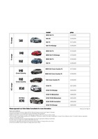 volvo Price List 9-22-2016 Page 1