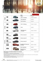 volvo Price List 11-10-2017 Page 1