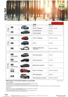 volvo Price List 12-7-2017 Page 1
