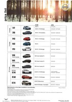 volvo Price List 1-19-2018 Page 1