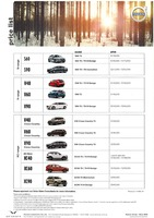 volvo Price List 3-8-2018 Page 1
