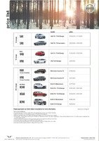 volvo Price List 8-8-2018 Page 1
