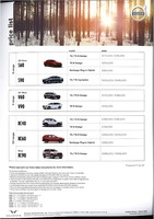 volvo Price List 1-17-2020 Page 1