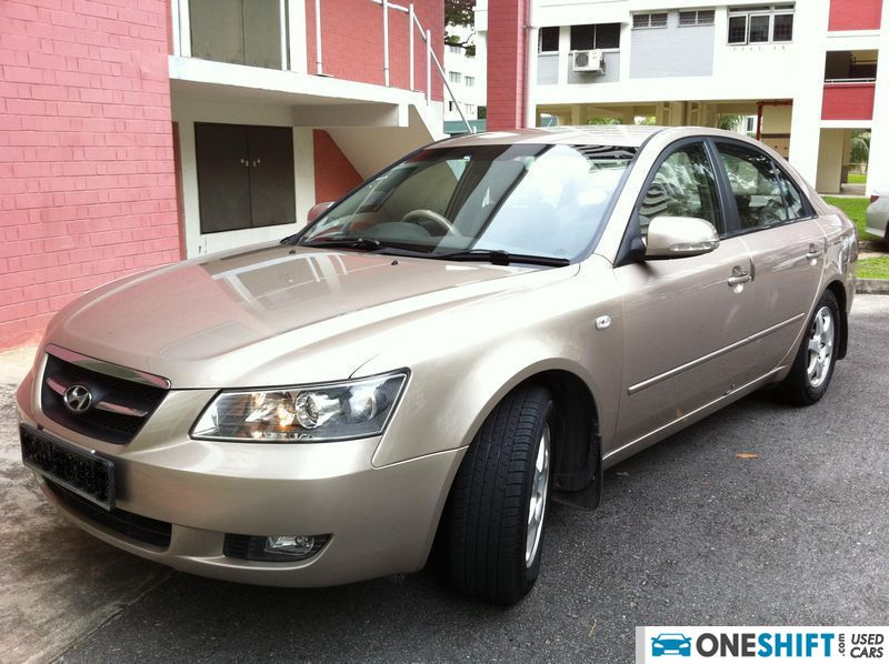 Car Depreciation Calculator >> Used Hyundai Sonata 2.0 NF Car in Singapore @ Price SGD 39,800