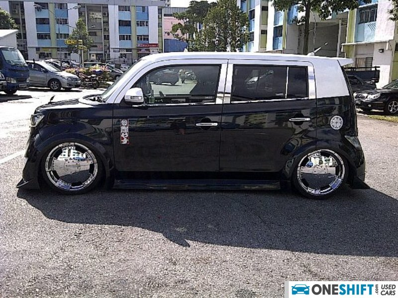 Used Toyota bB Car in Singapore @ Price SGD 53,000